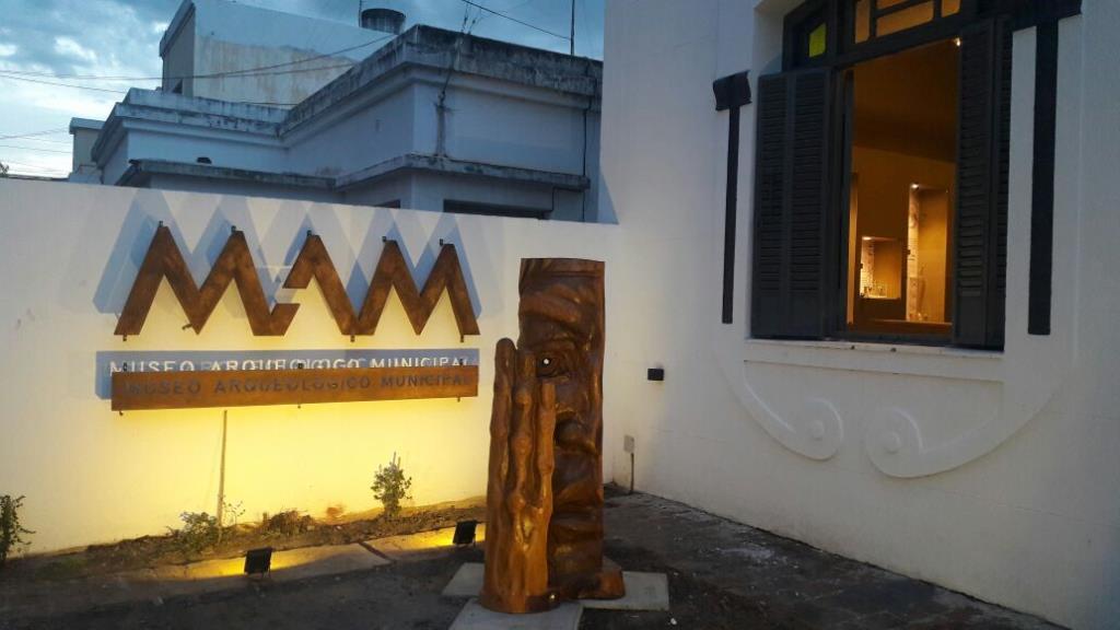 Resultado de imagen para MAM - Museo Arqueológico Municipal